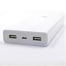 Xiaomi Mi Power Bank 20000 mAh (Белый/White)