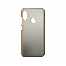 Чехол для Xiaomi Mi A2 Lite / Redmi 6 Pro Nilkin (Золотой/Gold)