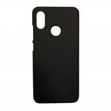 Чехол на Xiaomi Mi 8 Nilkin (Черный)
