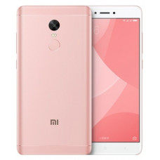 Смартфон Xiaomi Redmi Note 4X 3/32GB (Розовый/Rose Gold)