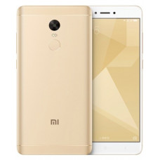 Смартфон Xiaomi Redmi Note 4X 3/32GB (Золотой/Gold)