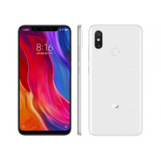 Смартфон Xiaomi Mi 8 6/64 (Белый/White) Global Version