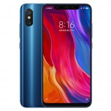 Смартфон Xiaomi Mi 8 6/64 (Синий/Blue) Global Version