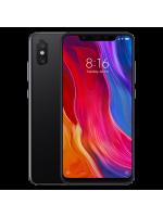Смартфон Xiaomi Mi 8 6/64 (Чёрный/Black) Global Version