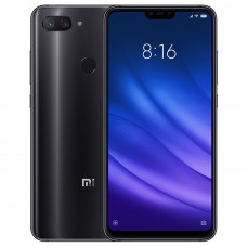 Смартфон Xiaomi Mi 8 Lite 4/64 GB (Черный/Black) Global Version