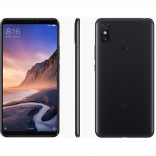 Xiaomi Mi Max 3 4/64GB (Black/Черный) Global Version