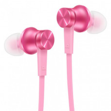 Наушники Xiaomi Mi Piston Basic Edition In-Ear Headphones (Розовые/Pink)