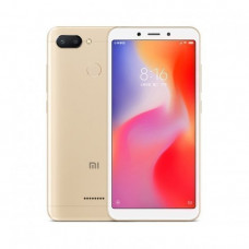 Xiaomi Redmi 6 3/32GB (Золотой/Gold) Global Version