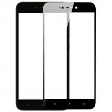 Защитное стекло с рамками для Xiaomi Redmi 5A (Черное/Black)